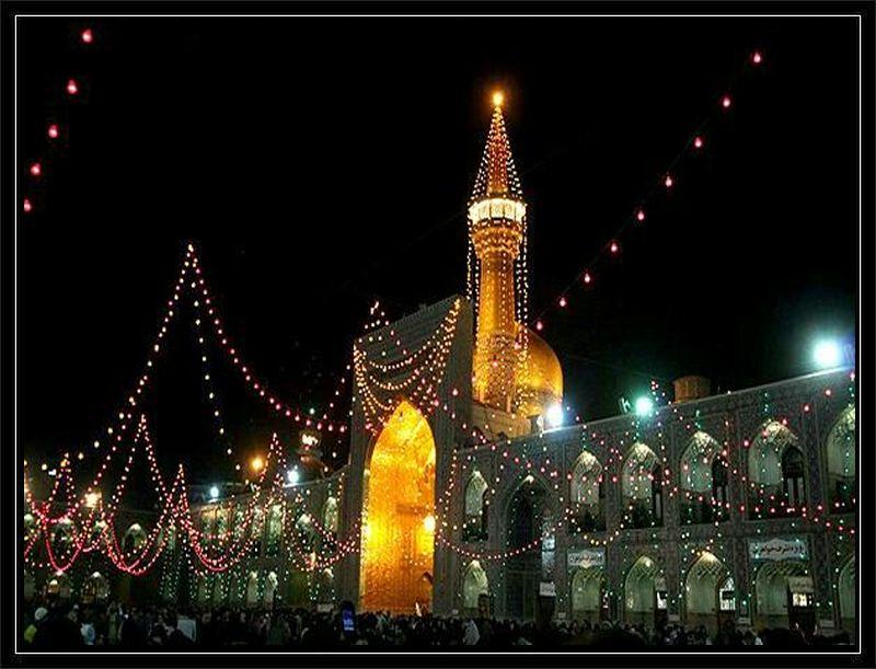 Wiladat Imam Rida (as) Mubarak  - KhanwadeAbuTalib com